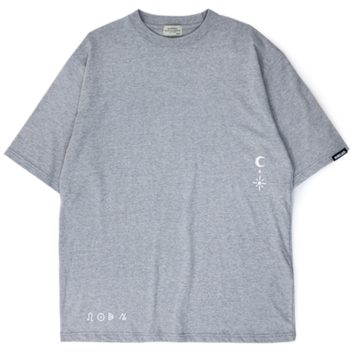 Bubilian J.TWELVE Shirts_Gray