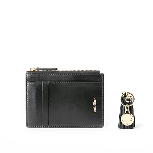 Bubilian Slim Wallet_Black