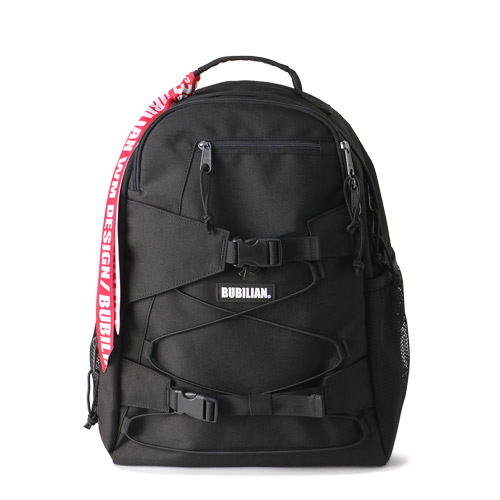Bubilian And Work Backpack_Black