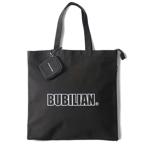 Bubilian Big Eco Bag_Black