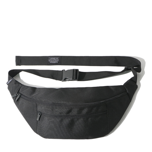 Bubilian Gemma Waist Bag_Black