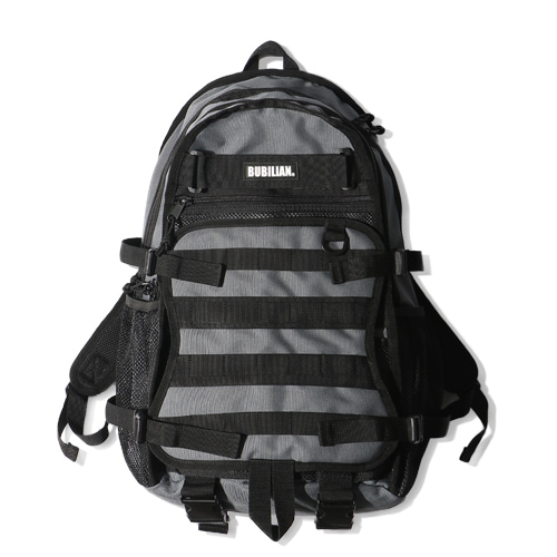Bubilian Sniper Backpack_Gray