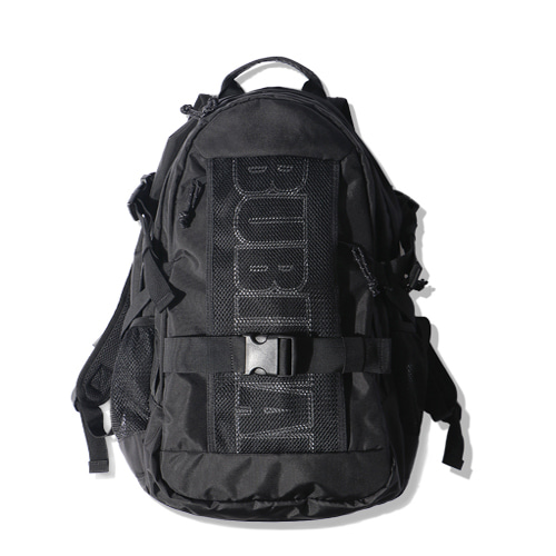 Bubilian Middle Backpack_Black