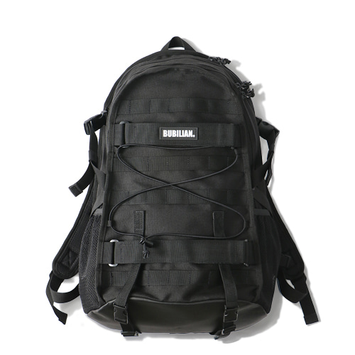 Bubilian Snowy Backpack_Black