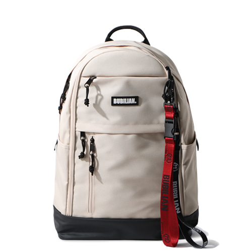 Bubilian Ivan Backpack_Beige