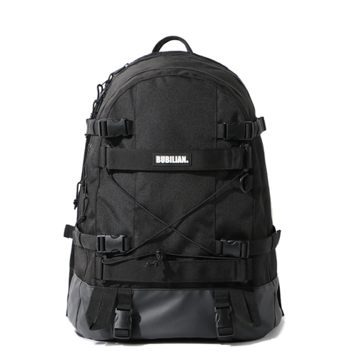 Bubilian Horizon Backpack_Black