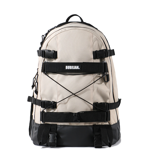 Bubilian Horizon Backpack_Beige