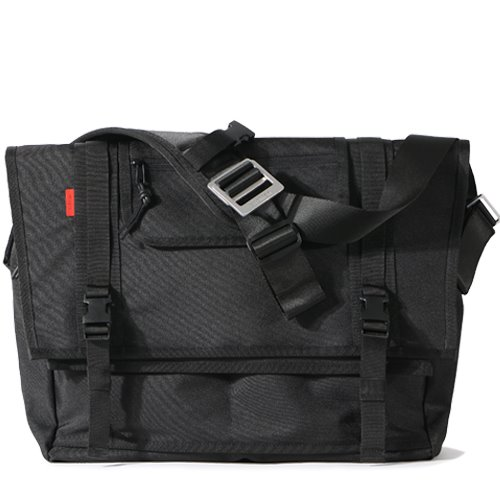 Bubilian Heavy Messenger bag_Black