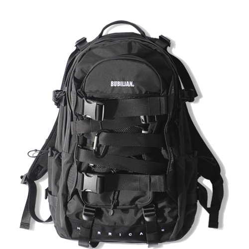 Bubilian Hurricane Backpack_Black