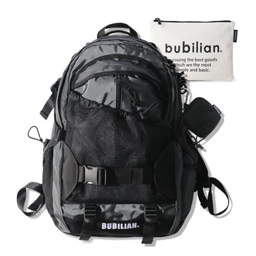 Bubilian Oblique Backpack_Gray