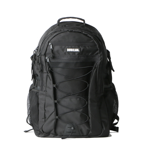 Bubilian Pally Backpack_Black