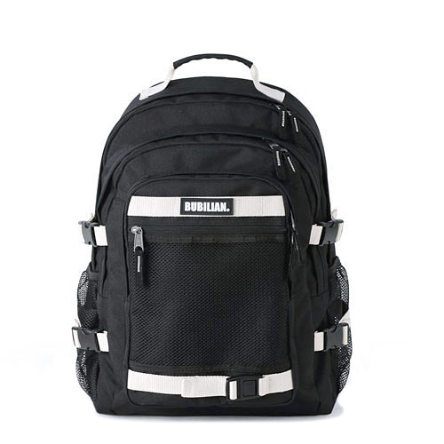 Bubilian Maid 3D Backpack_Black&White