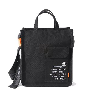 Bubilian Eco Crossbag_Black