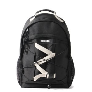 Bubilian First Backpack_Black&White