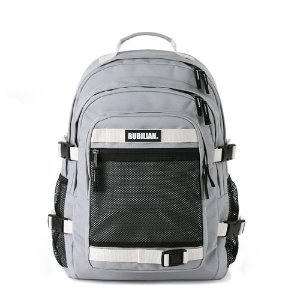 Bubilian Maid 3D Backpack_Gray