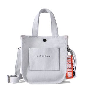 Bubilian Accordion Mini Bag_Gray
