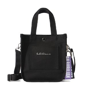 Bubilian Accordion Mini Bag_Black