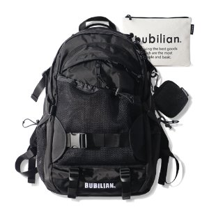 Bubilian Oblique Backpack_Black