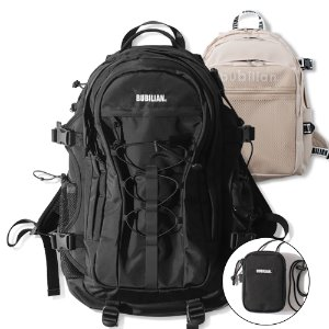 Bubilian Unusual Backpack_Black